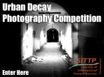 Urban Decay Photography Competition